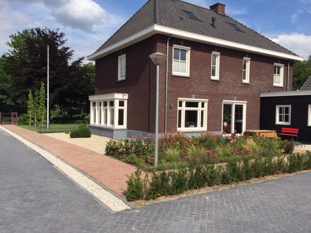 Tuin Herenhuis Geffen
