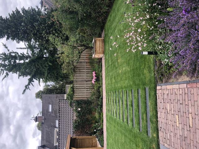 Veelzijdige tuin Heesch